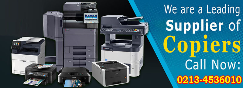 Leading Supplier of Copiers