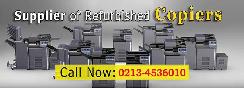 Supplier of Refurbished Photocopiers